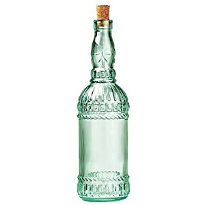 Bormioli Rocco Country Home Assisi 24 Ounce Bottle, Set of 6