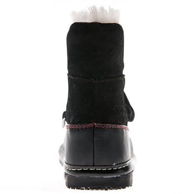 HLT Toddler//Little Kid Plush Collar Convertible Shaft Squeaky Boot