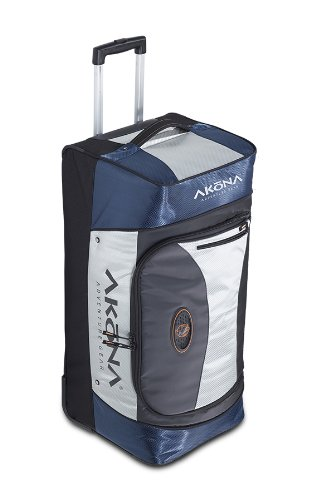 (AKONA Maverick Roller Duffel Scuba Diving Travel Bag)