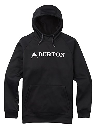 Burton(버튼) who D 파커 맨즈 플리스(fleece) CROWN BONDED PULLOVER