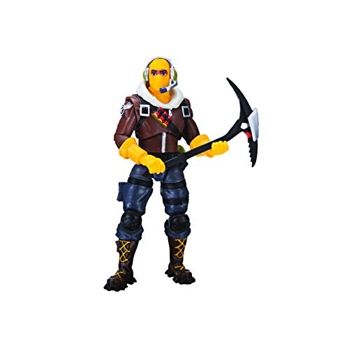 Fortnite Solo Mode Core Figure Pack, Raptor