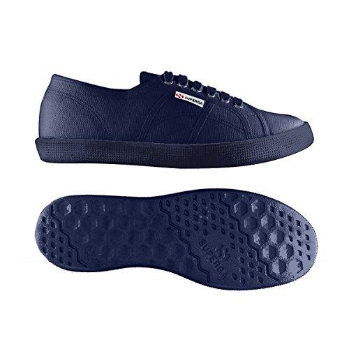 Superga 2832 Nylu, Sneakers Basses Unisexe adulte A40 - Full Navy