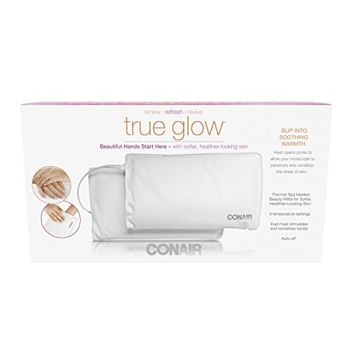 True Glow by Conair Heated Beauty Hand Mitts by Conair (Image #2)