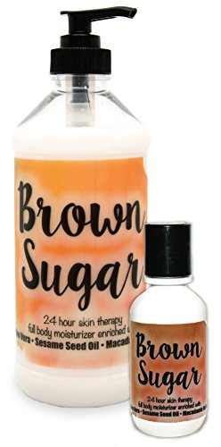 The Lotion Company 24 Hour Skin Therapy Lotion Combo Kit, Sweet Brown Sugar