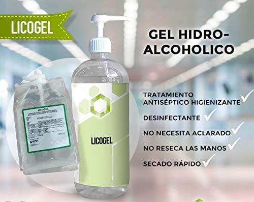 Gel de manos HidroAlcohólico higienizante