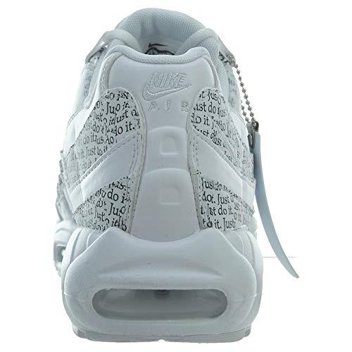 Nike Mixte White Max Se Multicolore Basses White Black 001 Adulte 95 Air White Sneakers RrHRA
