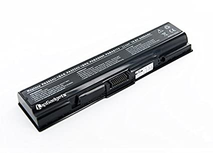 Lap Gadgets Laptop Battery for Toshiba Satellite A215-S5818 6 Cell