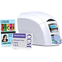 magicard Enduro 3E Dye Sublimation Thermal Transfer dual side id card Printer magicard Desktop Card Printer