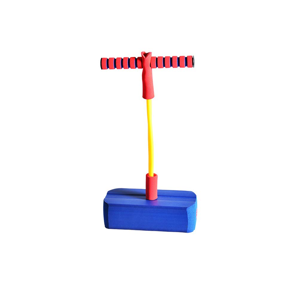 tangren Foam Pogo Jumper Fun And Safe Jumping Pogo Stick Bungee Jumper For Kids and Adults,Supports Up to 250lbs