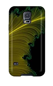 Hot New Fractal Case Cover For Galaxy S5 With Perfect Design