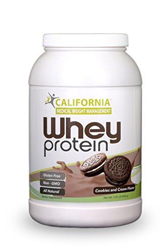 CMWM Whey Protein Cookies & Cream Flavor, 1 Pound Review