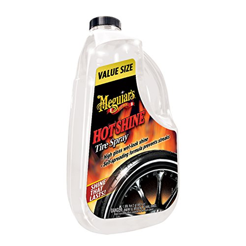 Meguiar's G12064 Hot Tire Shine, 64. Fluid_Ounces
