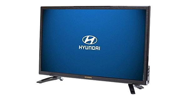 Hyundai (tql24 F4) LED TV (59.9 cm (24 Pulgadas) Full HD, VGA, HDMI, SCART, USB, Renew) Negro: Amazon.es: Informática