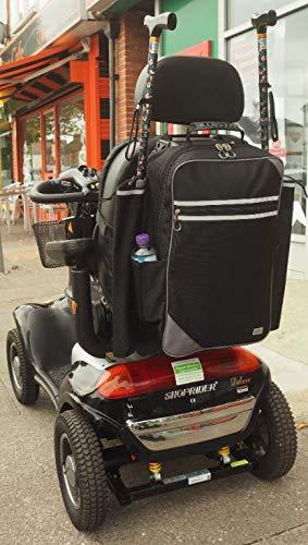 Flexi - Bolsa de movilidad grande para scooters y sillas de ruedas ...
