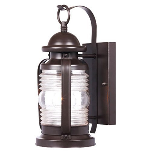 Nautical Lantern Outdoor Wall Light - 1