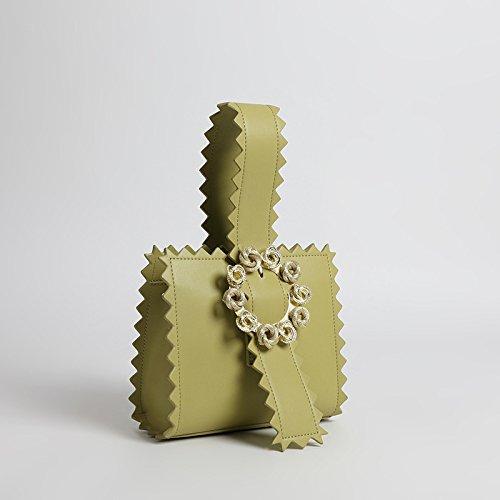 Vintage Vert Cadeaux Femme Vintage Blanc Cuir bandoulière fourre Handle Tout Top Couleur Satchel à Jxth Sac en pour 4x1T4