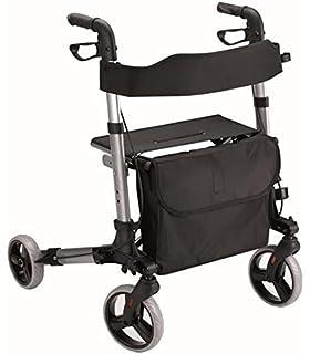 Andador Rollator Classic Xtra: Amazon.es: Salud y cuidado personal