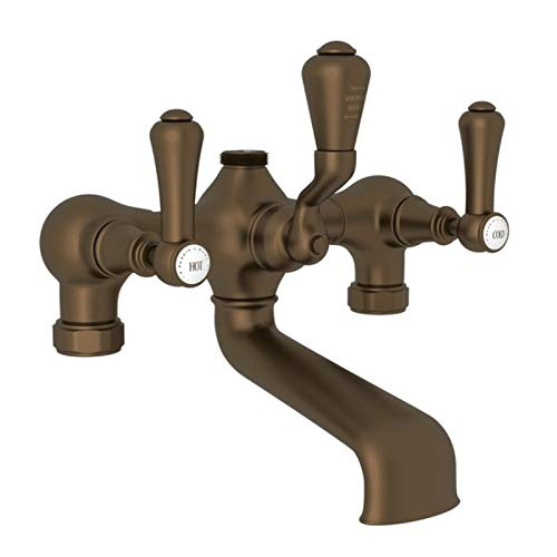 ROHL U.3018LSP-EB TUB FILLERS English Bronze ()