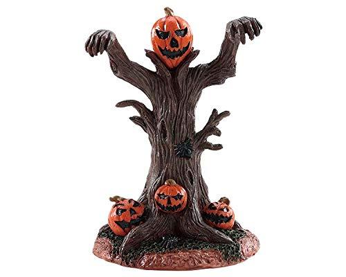 Lemax Halloween Village Evil Pumpkin Tree #83342 -