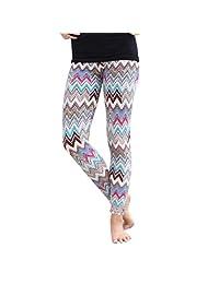 ABC® Pants, Leggings, Womens Stretchy Casual Print Skinny Leggings Pants