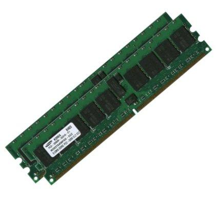 - IBM 40T6602 IBM 4GB PC 3200 KIT CL3 ECC DDR2 SD RAM NEW