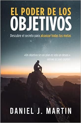 Libro de Desarrollo Personal El poder de los objetivos
