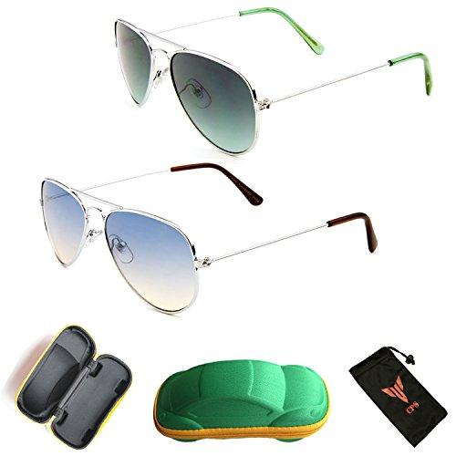 Kids Aviator Retro Classic Oval Frame Revo Lens Sunglasses (Age- 2 to 9 Yrs - Revo Sunglasses Old