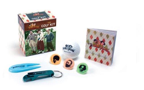 The Three Stooges Golf Kit (Mega Mini Kits) PDF