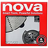 Teknatool International 6037 NOVA Jaw Accessory Bundle, Large