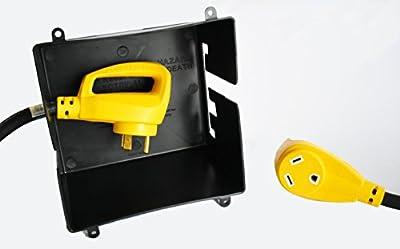 Extension Cord Cover | Plug Saver / Trailer Motorhome Camper