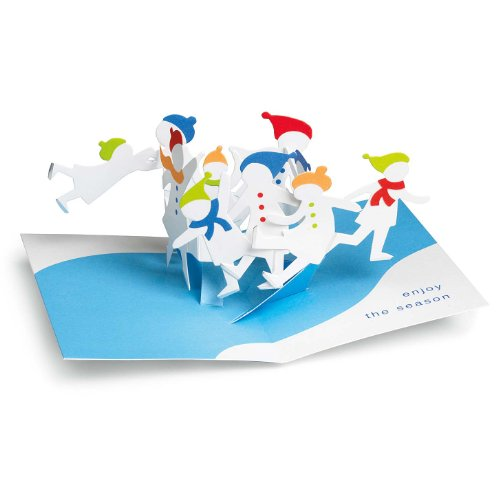 Moma holiday cards stylish modern and arty moma pop up holiday cards m4hsunfo