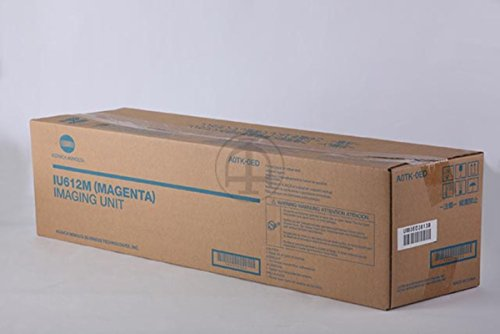Copier Drum Kit (Konica Minolta A0TK0ED, IU612M Remanufactured OEM Copier Supplies Drum/Drum Kit)