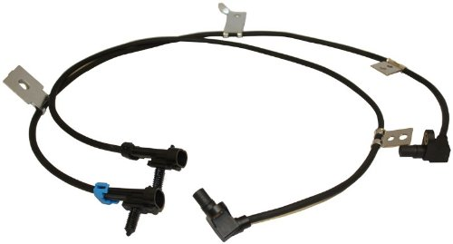 Abs Sensor Bracket (Brand New Anti-Lock Brake Sensor GM Chevy Front Abs Oem Fit ABS01)