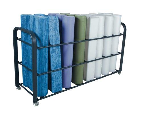 Club Foam Roller Cart by Power Systems
