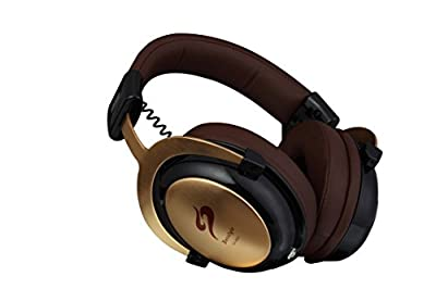 Basstyle TH-5001 Professional Studio Monitor Headphones Over-Ear Stereo DJ Headphones For All Music Devices Intercoms Mobile Phones Computers PC Notebooks Tablets Android and IOS Smartphones Home Mini Hi-fi Systems which with 3.5mm 6.3mm Jack like iPhone