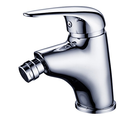 1 St/ück DP bath Bidetarmatur Acacia bidet Silber