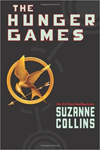 The hunger games by suzanne collins, I'm stuck on my essay!?