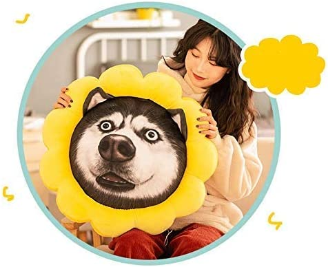Gevuld stuk speelgoed 55cm Kawaii Knuffels Leuke Kussen Animal Cartoon Hond Gevulde Doll Kids Birthday Gifts speeltjes Knuffels Dolls Wo nice