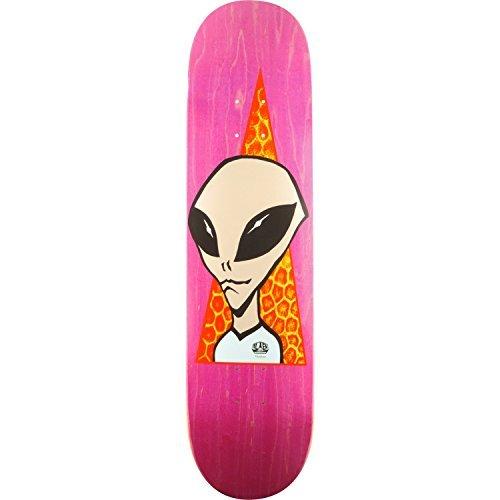 - Alien Workshop Visitor Skateboard Deck -8.0 Assorted DECK ONLY