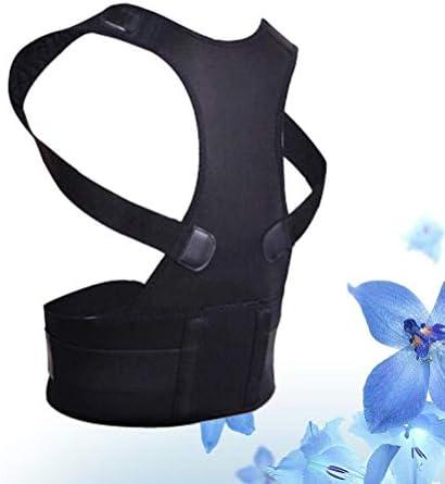 Supvox Verstellbare obere Rückenstütze zur Korrektur der Rückenhaltung für Erwachsene und Kinder