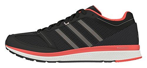 adidas Mana Rc Bounce M, Zapatillas de Running para Hombre Negro (Negbas / Hiemet / Rojsol)