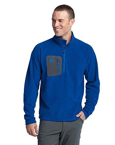 1/4 Zip Microfiber Pullover - 7