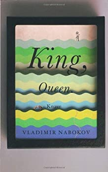 King, Queen, Knave 0679723404 Book Cover