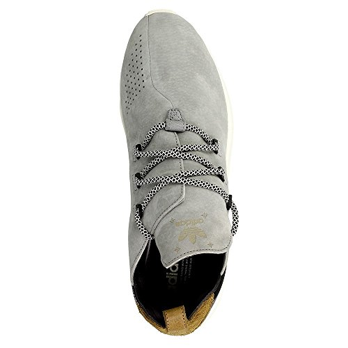 Adidas Heren Zx Flux Adv X Trainers Licht Onix Licht Onix / Craft Kaki / Wit Krijt