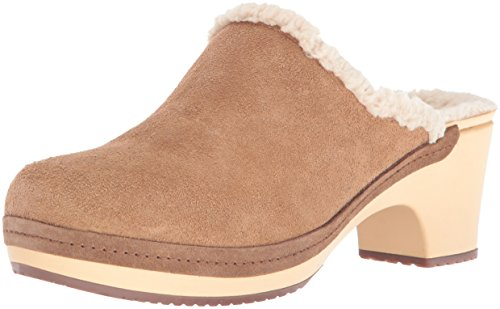 Lined Suede Wedges - 1