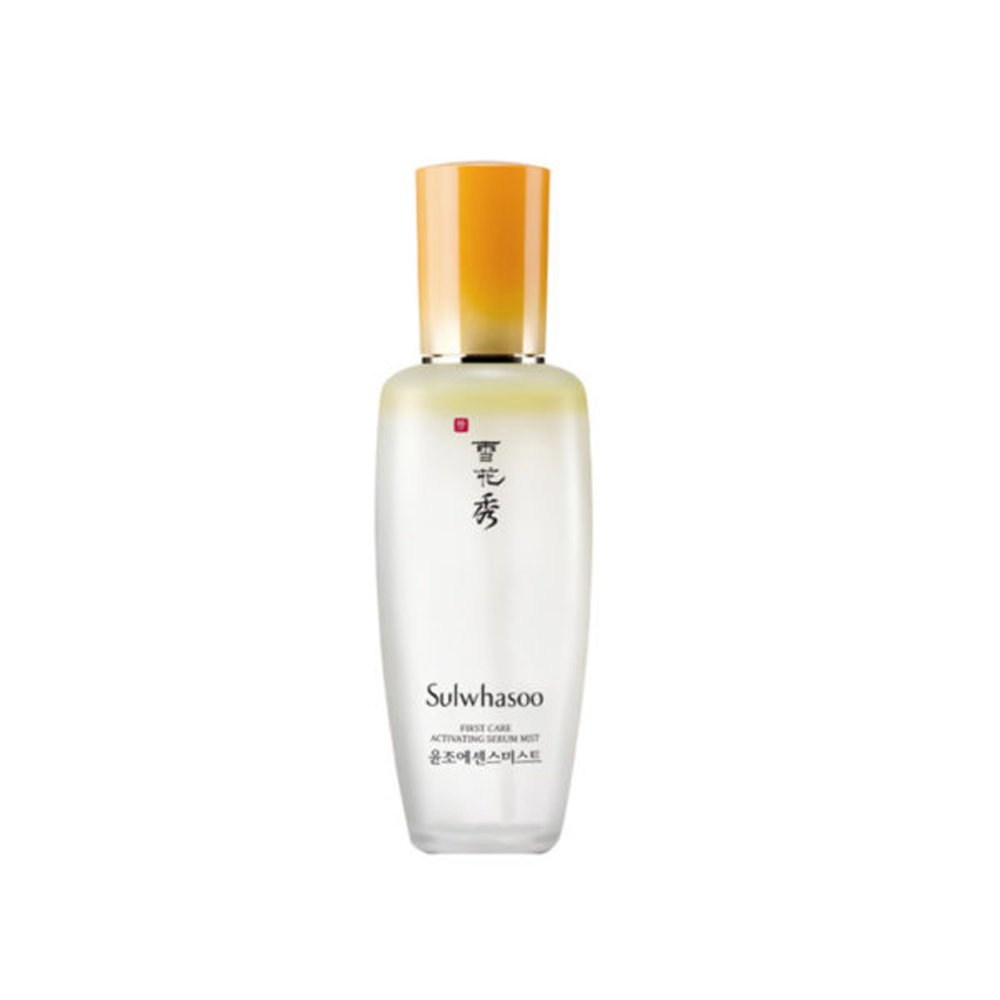Sulwhasoo First Care Activating Serum Mist with JAUM Balancing Complex