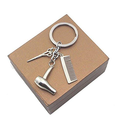 hair dryer key chain - 7