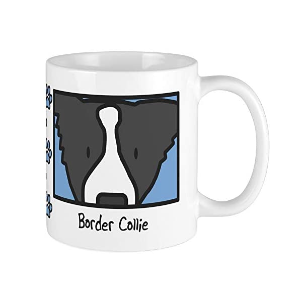 CafePress Anime Border Collie Mug Unique Coffee Mug, Coffee Cup 2