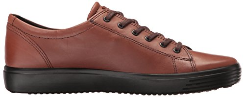 free shipping 100% original discount prices ECCO Men's Soft 7 Low-Top Sneakers Brown (Mink) hrawdWKUd7