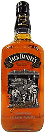 Jack Daniels - Scenes From Lynchburg Number 3 (1 Litre) - Whisky
